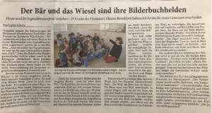 Kinderhaus Bosseldorn in der RNZ Heidelberg
